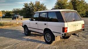 Range Rover Rolling Shell Mosman Mosman Area Preview