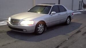 2000 ACURA 3.5 RL STRONG ENGINE ,WORKS PERFECT AND RELIABLE !!!