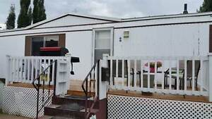 Available August 1st. 3 Bedroom 2 Bath Mobile Home