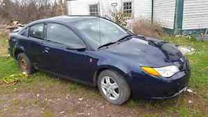 07 Saturn ion needs work
