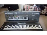 Novation LaunchKey 61 MIDI Controller