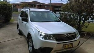 2008 Subaru Forester Wagon Grafton Clarence Valley Preview
