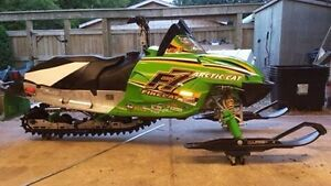 2003 Arctic cat f7 trade