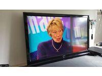 "Sanyo 42"" HD LCD TV"
