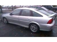 VECTRA SRI £600 swap for deisel van/car