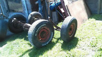 1960 Ford F250 parts
