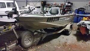 2009 Quintrex Explorer 3.9m Bass/Bream Boat Ramornie Clarence Valley Preview