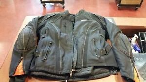 **Reduced** Harley Davidson FXRG Womens Functional Riding Jacket