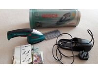 Bosch Isio Shape and Edge