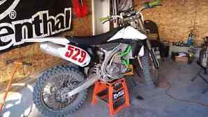 Trading 2012 yz450f race ready