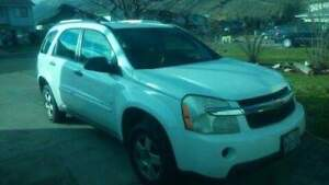 2008 Chevrolet Equinox SUV - CAR/MOTORCYCLE TRADES???!