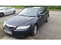 2003 52 MAZDA 6 TS2 2.0 PETROL 89K MOT DEC 2016 REDUCED £450.00 TODAY ONLY