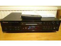 Pioneer MJ-D508 mini disc player