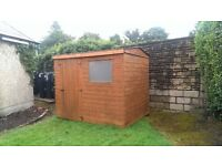 8x6 ronsealed shed
