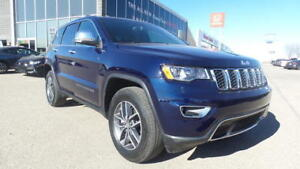 2017 Jeep Grand Cherokee Limited SUV, Crossover