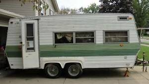 Anyone in need of small RV repairs?