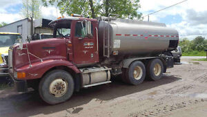 1994 International 9200 Tandem Tanker