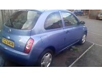 micra mot till nov plz ring ad before you ring price is £250.00 no offers