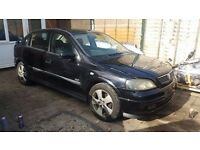 2003 vauxhall astra sri 1.8 16v mk4 parts for sale read below all cheap and working