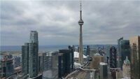 Stunning City Views @ L TOWER - 1 Bed+Den with Parking