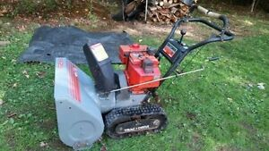 "Craftsman 8HP/25"" cut TracDrive"