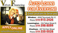 New Location Aug 1st! !Get pre-approved with Velvet Financing
