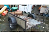 Trailer for sale £60