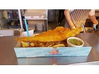 FISH AND CHIP SHOP- FREEHOLD GREAT AREA