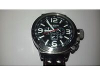 TW11 STEEL CANTEEN 50mm CHRONOGRAPH GENTS WATCH