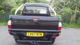 Mitsubishi l200 Trojan pick up truck