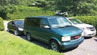 1998 GMC Safari Fourgonnette, fourgon