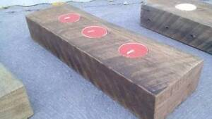 Handcrafted Hardwood Decorative Candle Holders East Maitland Maitland Area Preview