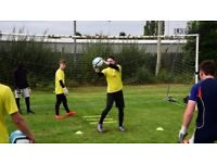 Trials for Goal keepers and Midfielders