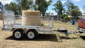 Cage Trailer for Hire 10x5 Hatton Vale Lockyer Valley Preview