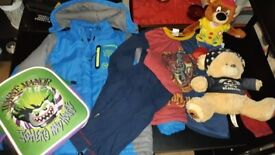 Boys Clothes and toy Bundle