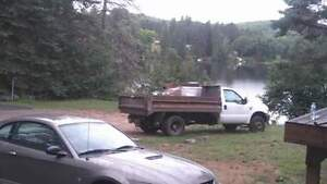 2000 Ford F-550 Dump truck Coupe (2 door)
