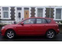 Mazda 3. £800