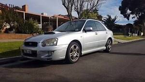 2004 Subaru Impreza Hatchback Strathmore Moonee Valley Preview