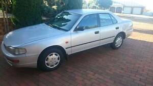 1994 Toyota Camry Sedan Capital Hill South Canberra Preview