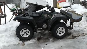 2000 yamaha grizzly 600 ( not running )