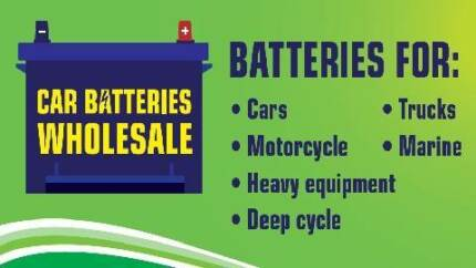 Premium Car Batteries at Wholesale prices