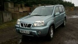 Nissan X-Trail 2.2 Litre Turbo Diesel 6 Speed