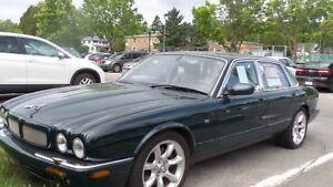 2001 Jaguar XJR Berline