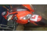 Motorhispania RX50R 2010
