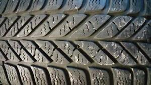4 pneus hiver 225 65 R17
