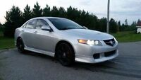 Acura TSX A-Spec 6-speed