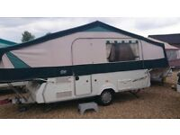 Conway Crusader Trailer Tent 2007 6 Berth. Ideal for family holidays.