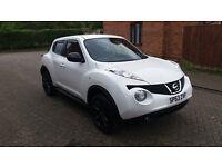 Nissan Juke Acenta 2014 1.6 petrol 12 months MOT