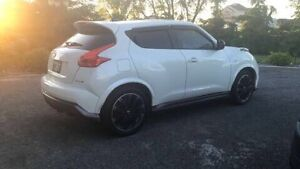 Looking for Nissan Juke Nismo AWD Aftermarket  exhaust