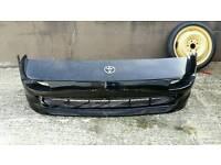 Toyota mr2 rev 2 front bumper